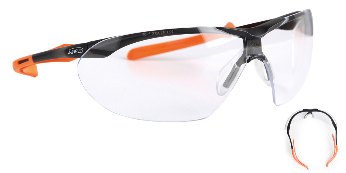 Windor XL - Clear Anti Fog