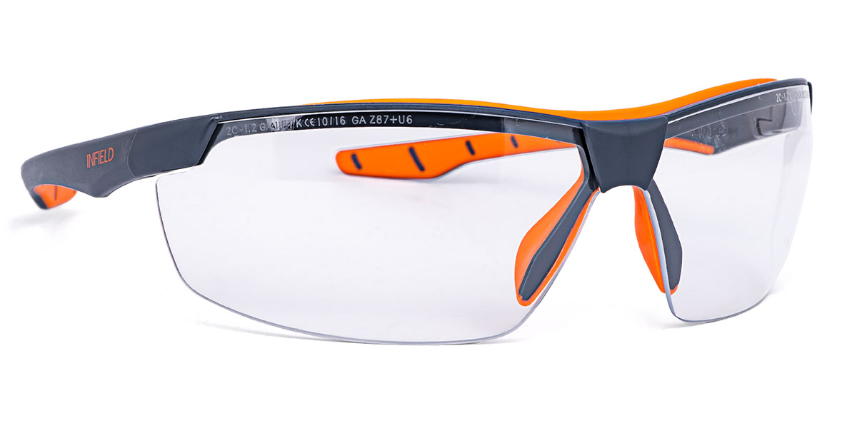 Flexor Plus - Clear Anti Fog Lens